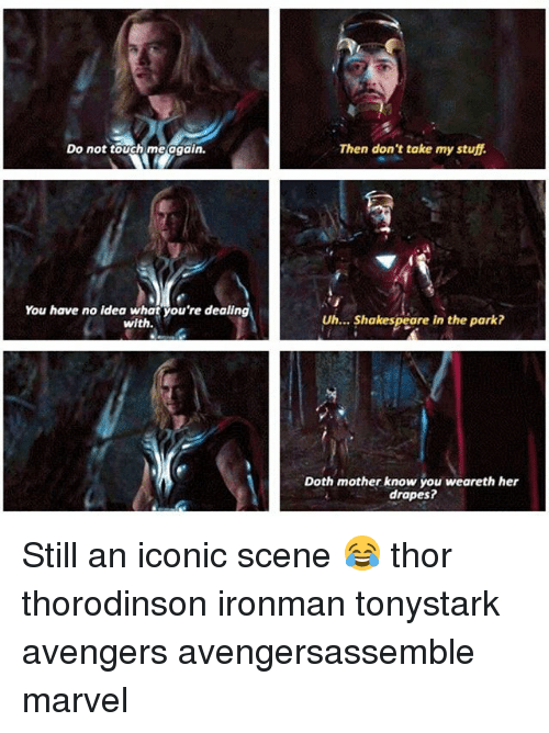 Via Me Me Avengers Quotes Avengers Funny Avengers Pictures