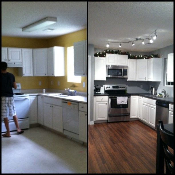 Small Kitchen Remodel Before And After Http Modtopiastudio