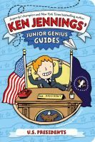 U.S. PRESIDENTS: A trivia book combines engaging facts about the American presidents with illustrations and skill-reinforcing quizzes.