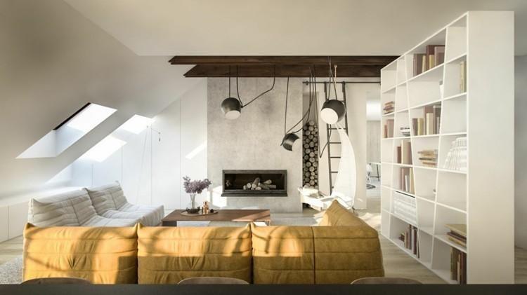 Kreativität und Farbkontrast, 50 elegante Ideen Haus