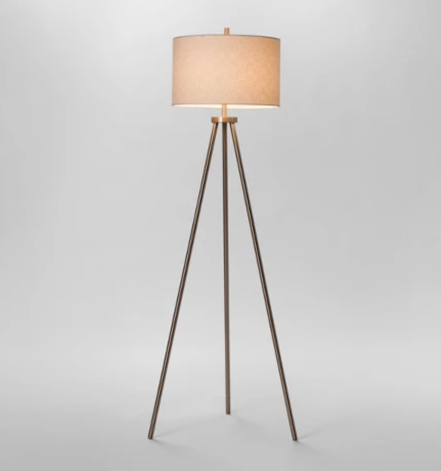 The Ellis Tripod Floor Lamp From Project 62 Will Add