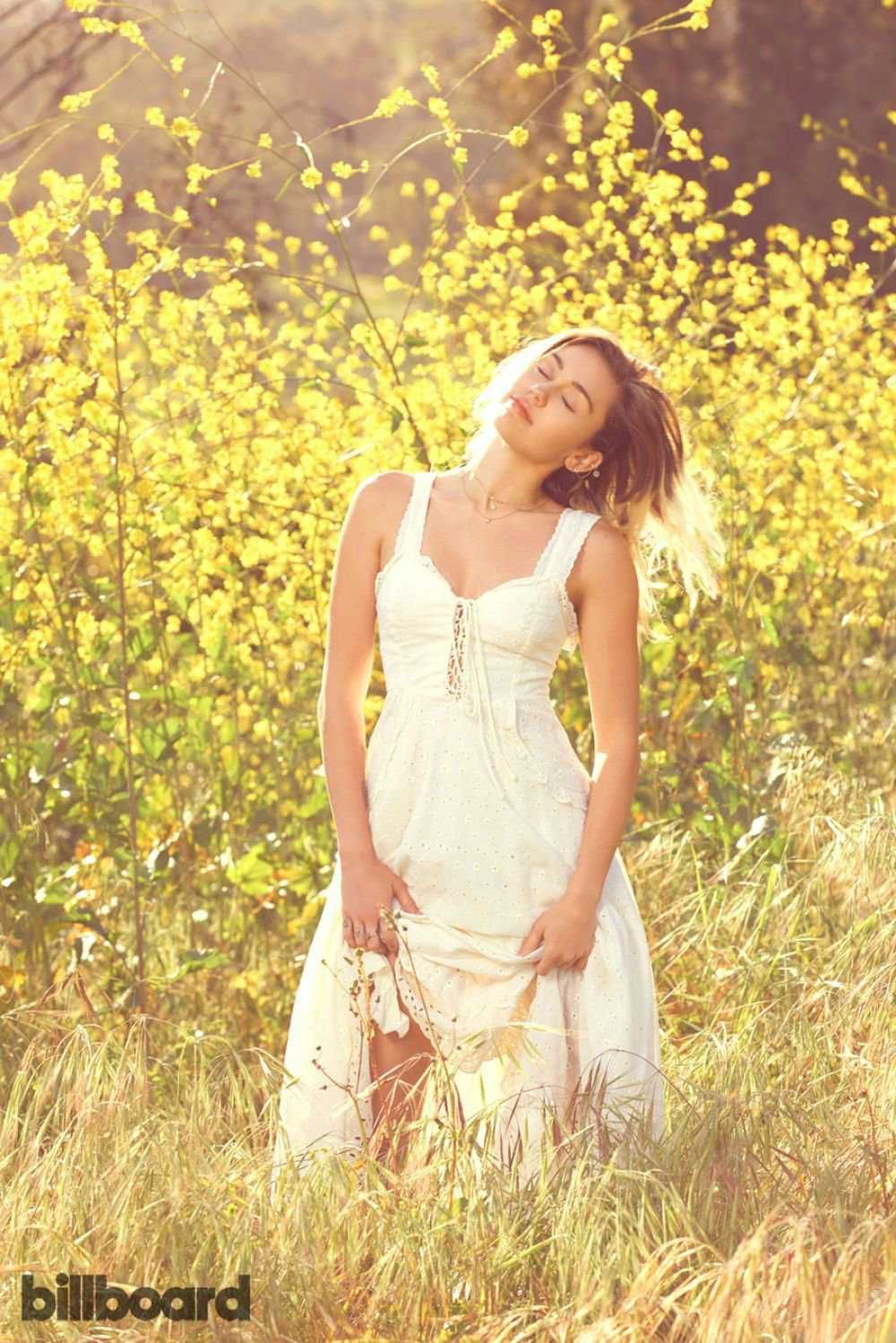 Miley cyrus billboard magazine may