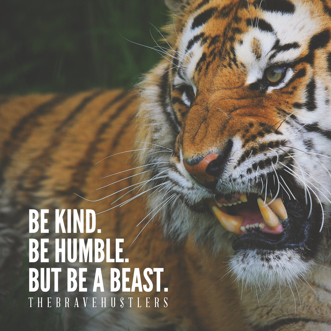 Inspiration Of The Tiger Tumblr