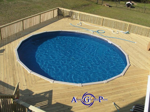 Above Ground Pools And Installation And Service For Above Ground Swimming Pools Above Ground