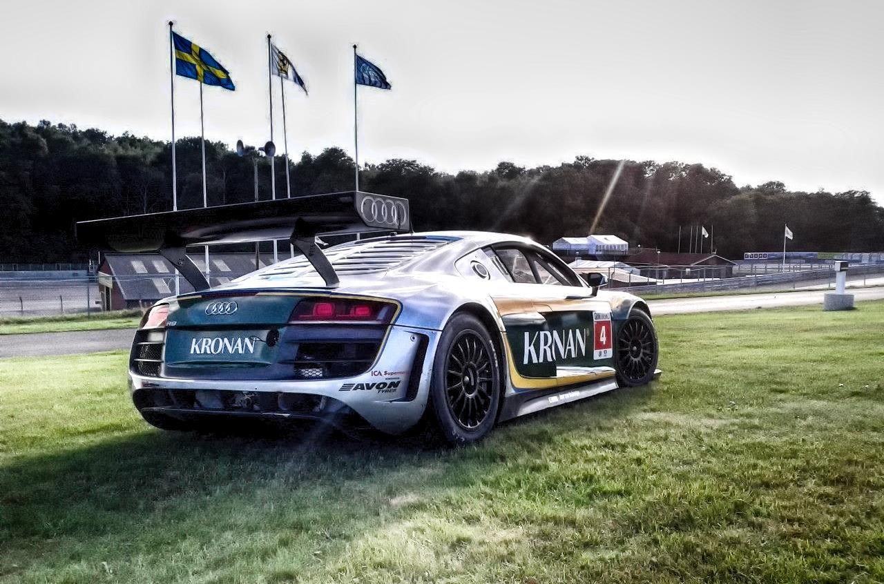 Audi Motorsport Blog: Swedish GT: JB Motorsport remains unbeaten in 2013 at Knutstorp