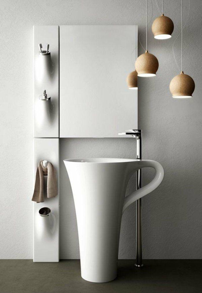 41 designer waschbecken mit schwung und raffinesse badidee pinterest waschbecken. Black Bedroom Furniture Sets. Home Design Ideas