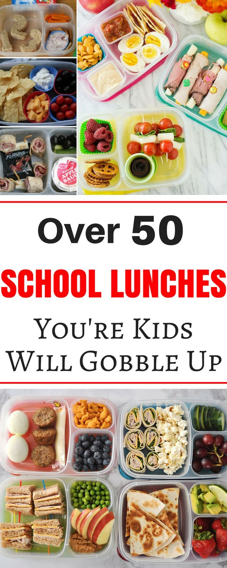 healthy creative school lunch ideas for your bento box | picky