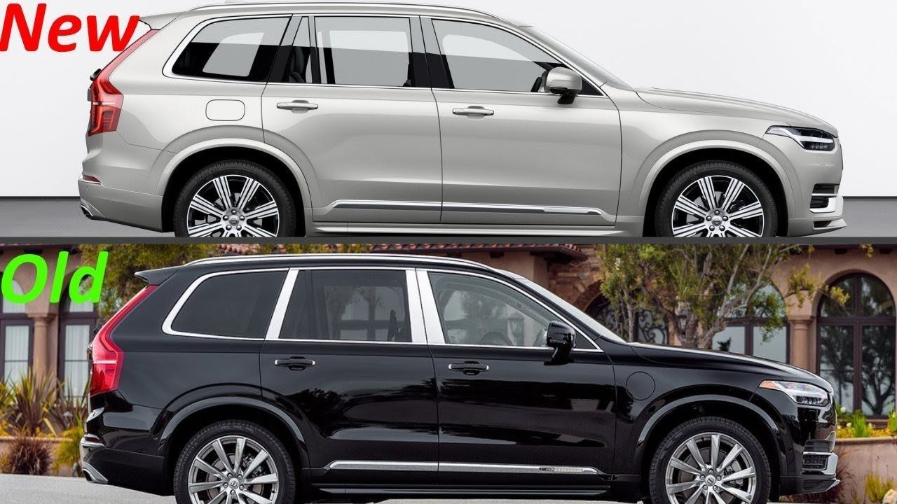 Distinction Between 2019 And 2021 Volvo Xc90 Exterior In 2020 Volvo Xc90 Volvo New Cars