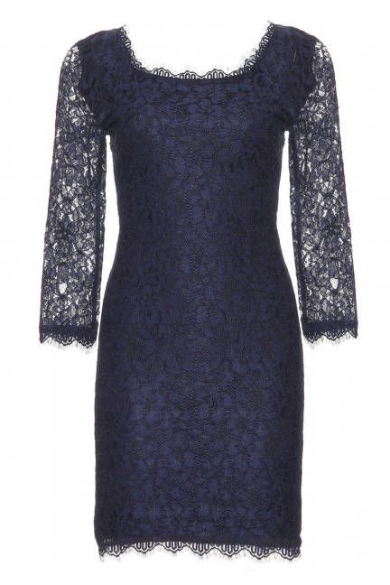 20 Dresses That Are Perfect To Wear As A Guest To A Fall Wedding Fall Wedding Attire Navy Lace Dress Wedding Attire Guest