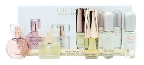 f2fbe8c73ad7 Estee Lauder Travel Exclusives 5 Piece Purse Spray Miniature Collection 5  Piece Set