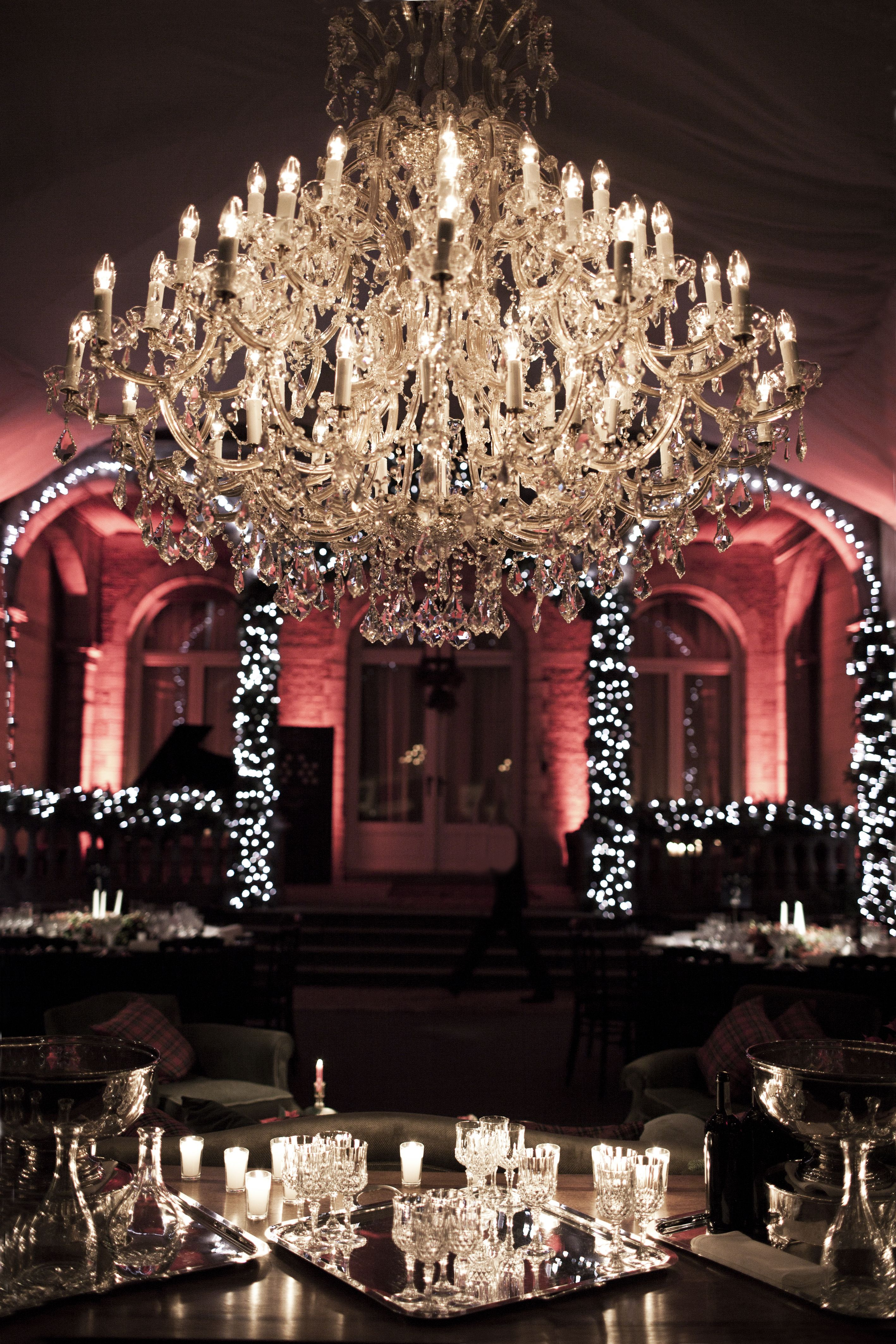 CHRISTMAS PARTY - Creative Direction & Interior Decoration ...