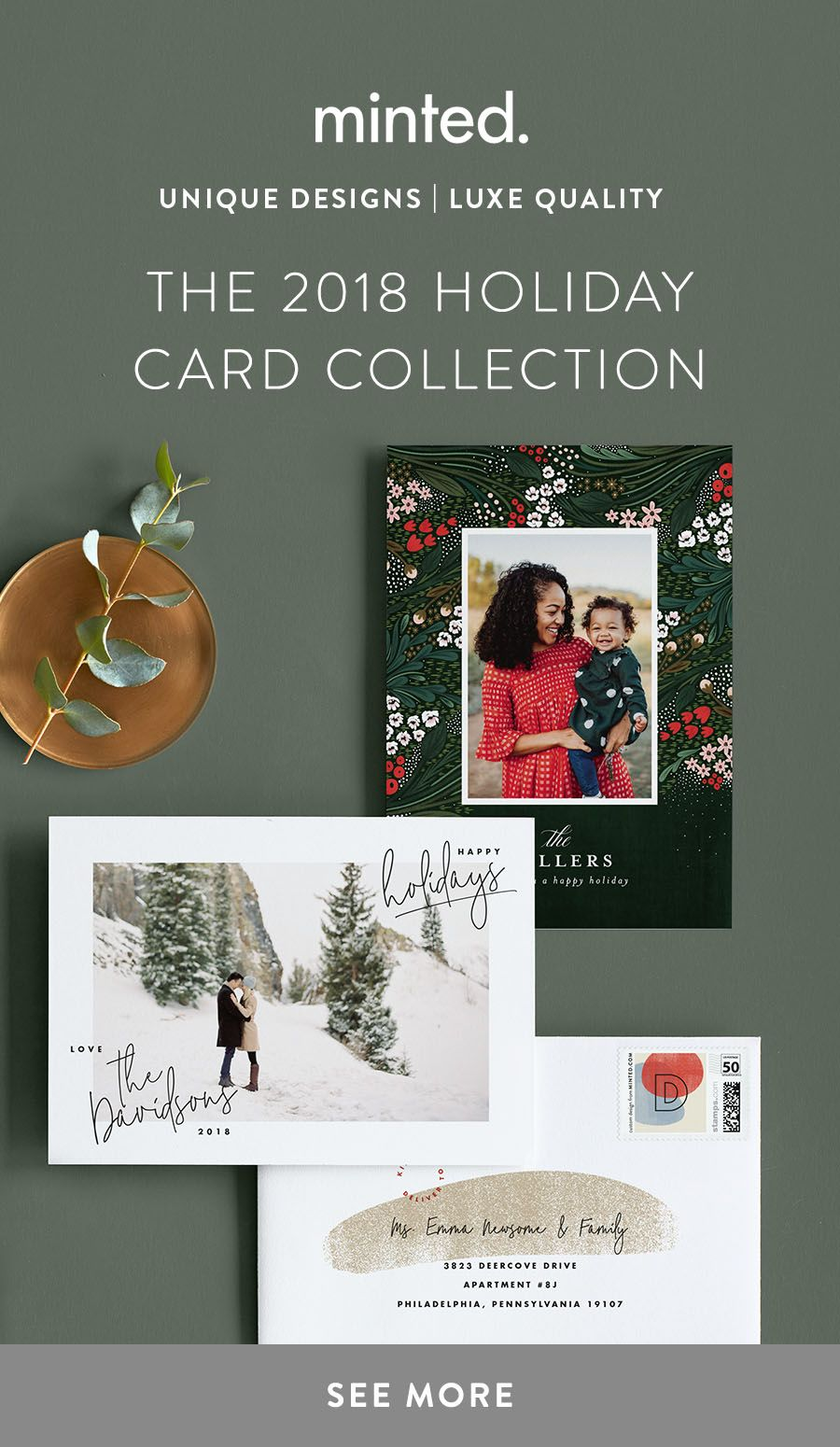 Today Only Enjoy 25 Off New Year And Holiday Cards With Your First Minted Purchase Unique Designed By Independent Artists