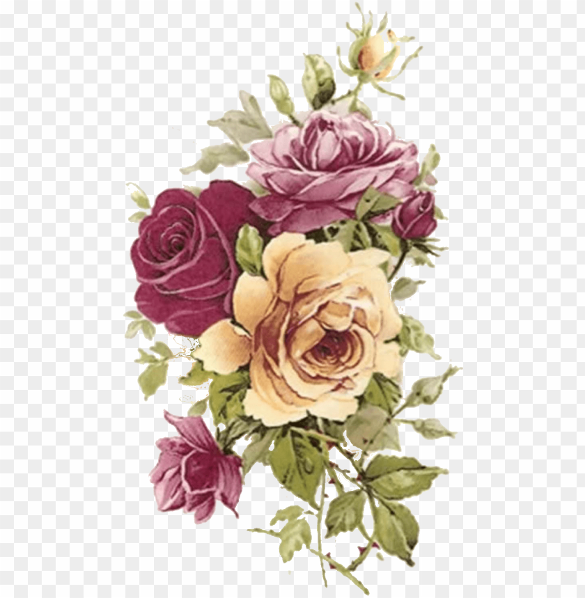 Ink Yellow Rose Select Size Waterslide Ceramic Decals Vintage Flower Decals Png Image With Transparent Background Png Free Png Images In 2020 Vintage Flowers Yellow Roses Free Png