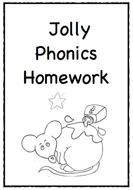 Jolly Phonics homework - A great resource to use with your ...