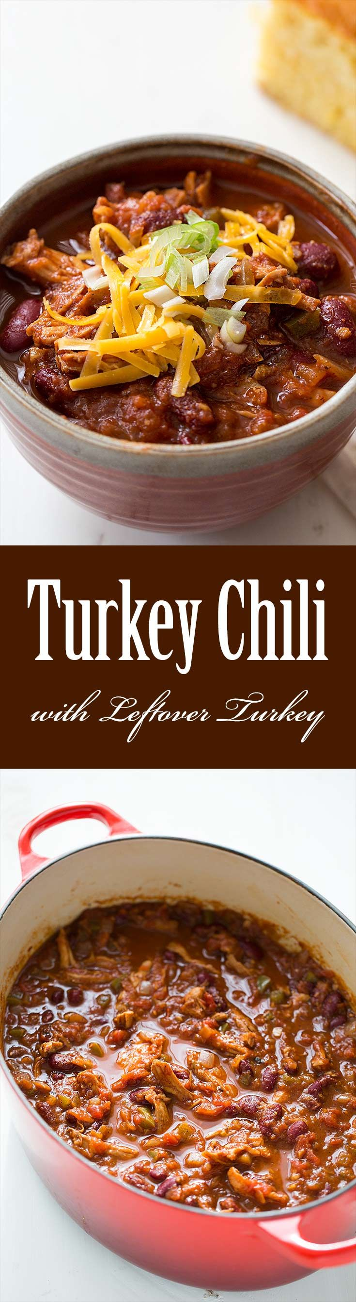 Photo of Turkey Chili {Hearty & Delicious} | SimplyRecipes.com