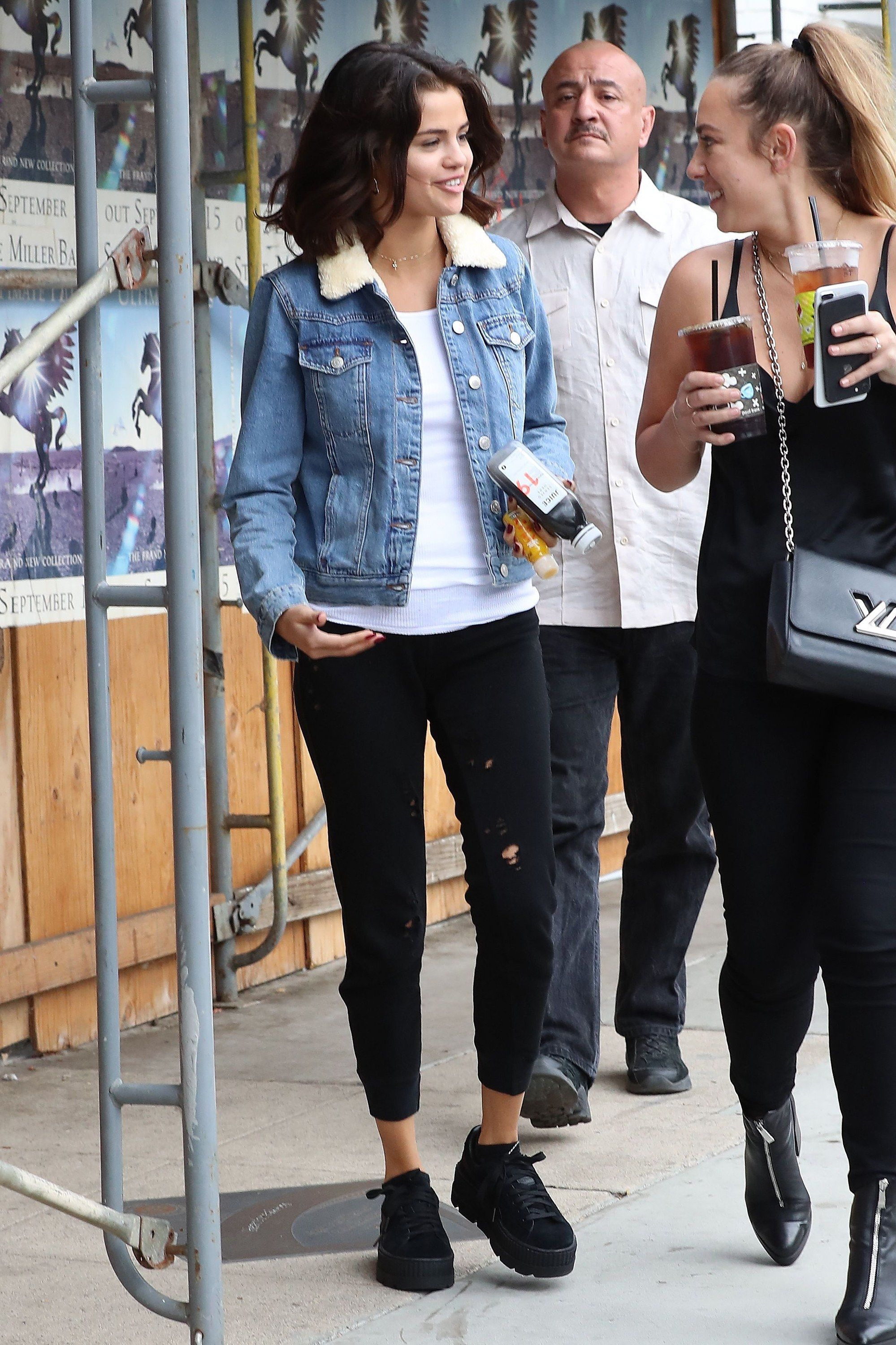 70ed771cbc1e Post-Breakup Selena Gomez Is Thriving in Style—With a Little Help ...