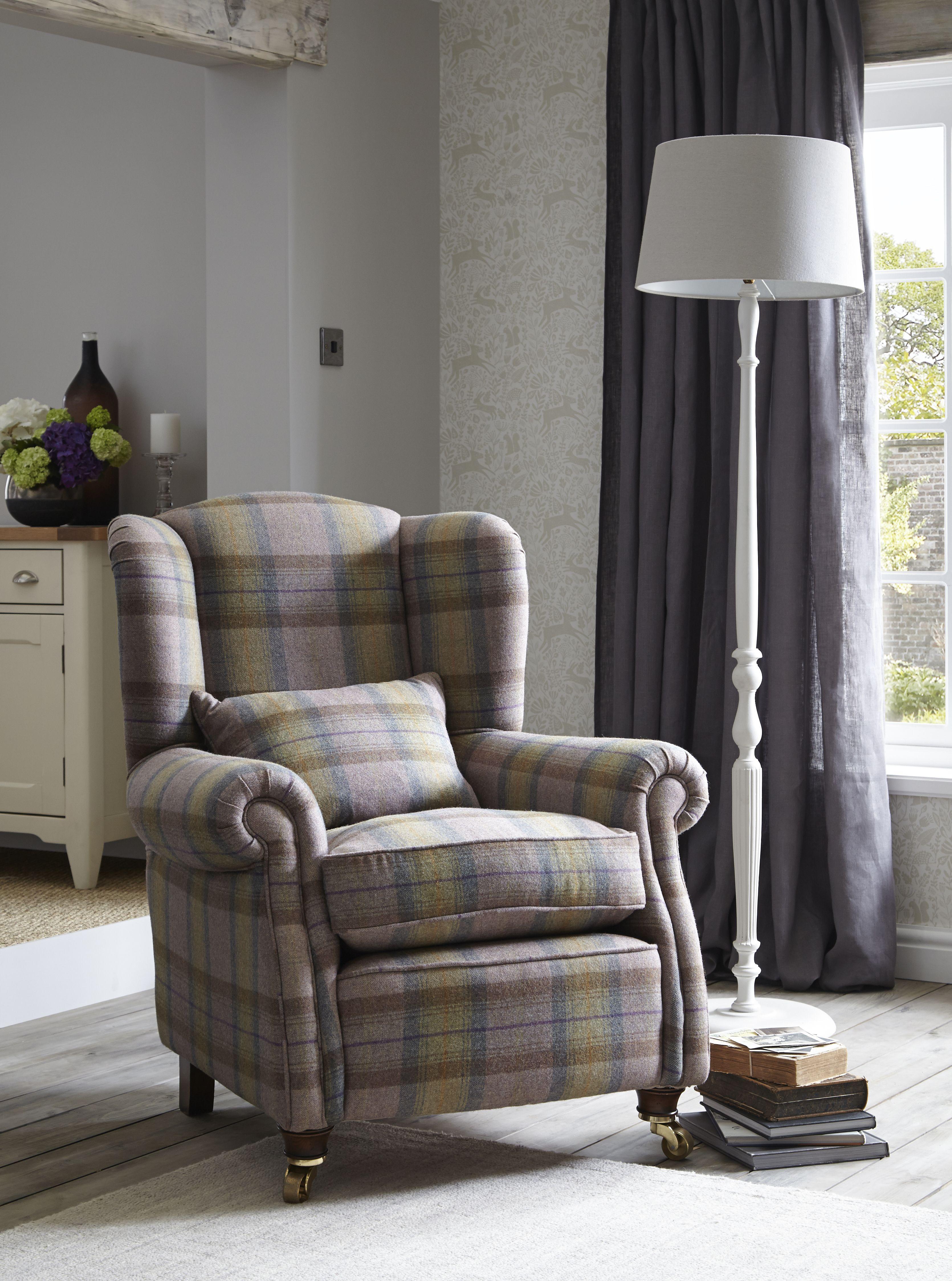 Loch Leven | Wing Back Chair I DFS I http://www.dfs.co.uk/loch-leven ...