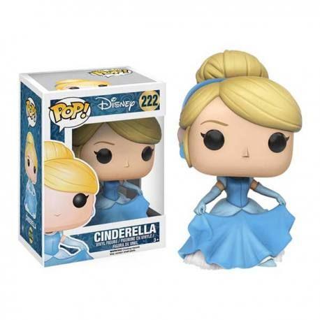 Figura Funko Pop Cenicienta Comprar Figuras Funko De Disney Muñecos Pop Figura De Vinilo Juguetes De Princesas Disney