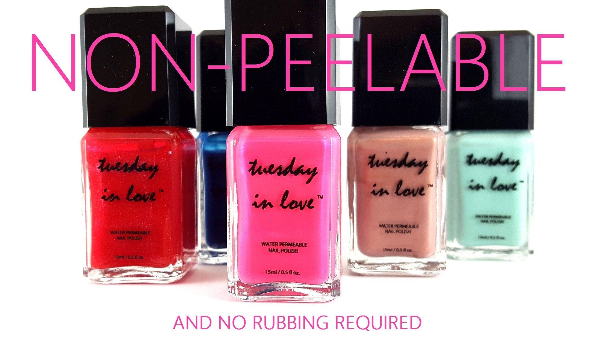 Water Permeable Nail Polish & Halal Cosmetics   nails   Pinterest ...