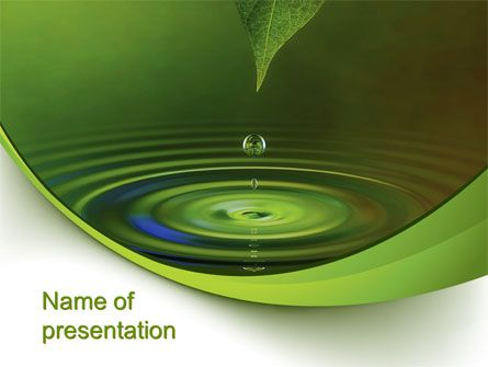 http\/\/wwwpptstar\/powerpoint\/template\/green-water\/ Green - water powerpoint template