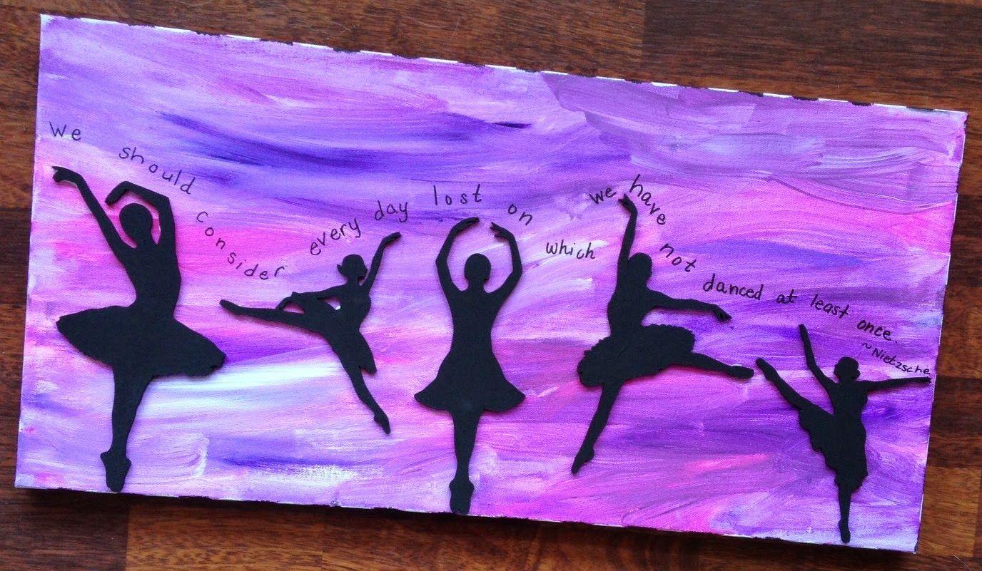Открытка для учителя хореографии своими руками