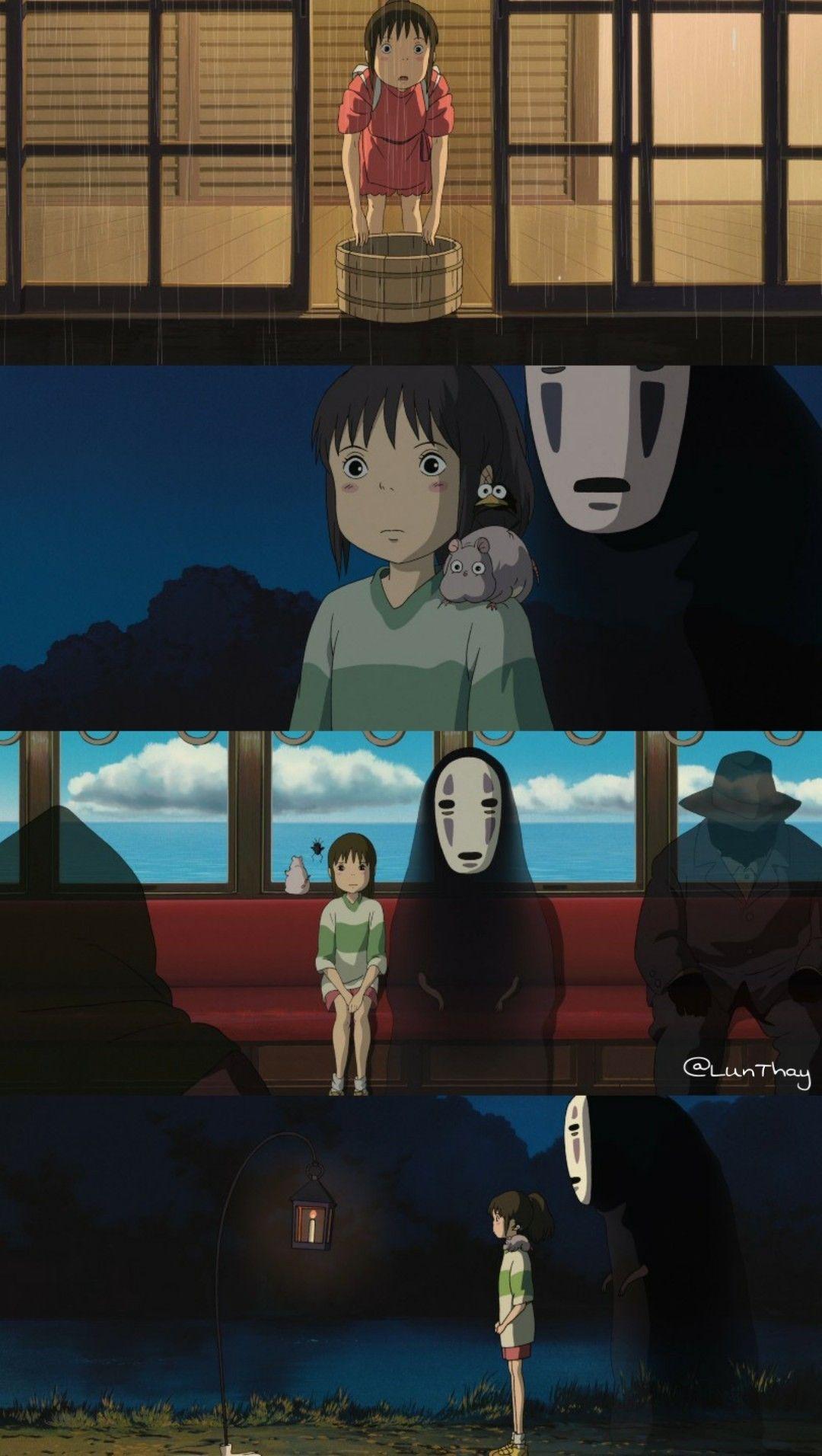 Pin De Babeygirl Em Anime Em 2020 A Viagem De Chihiro A