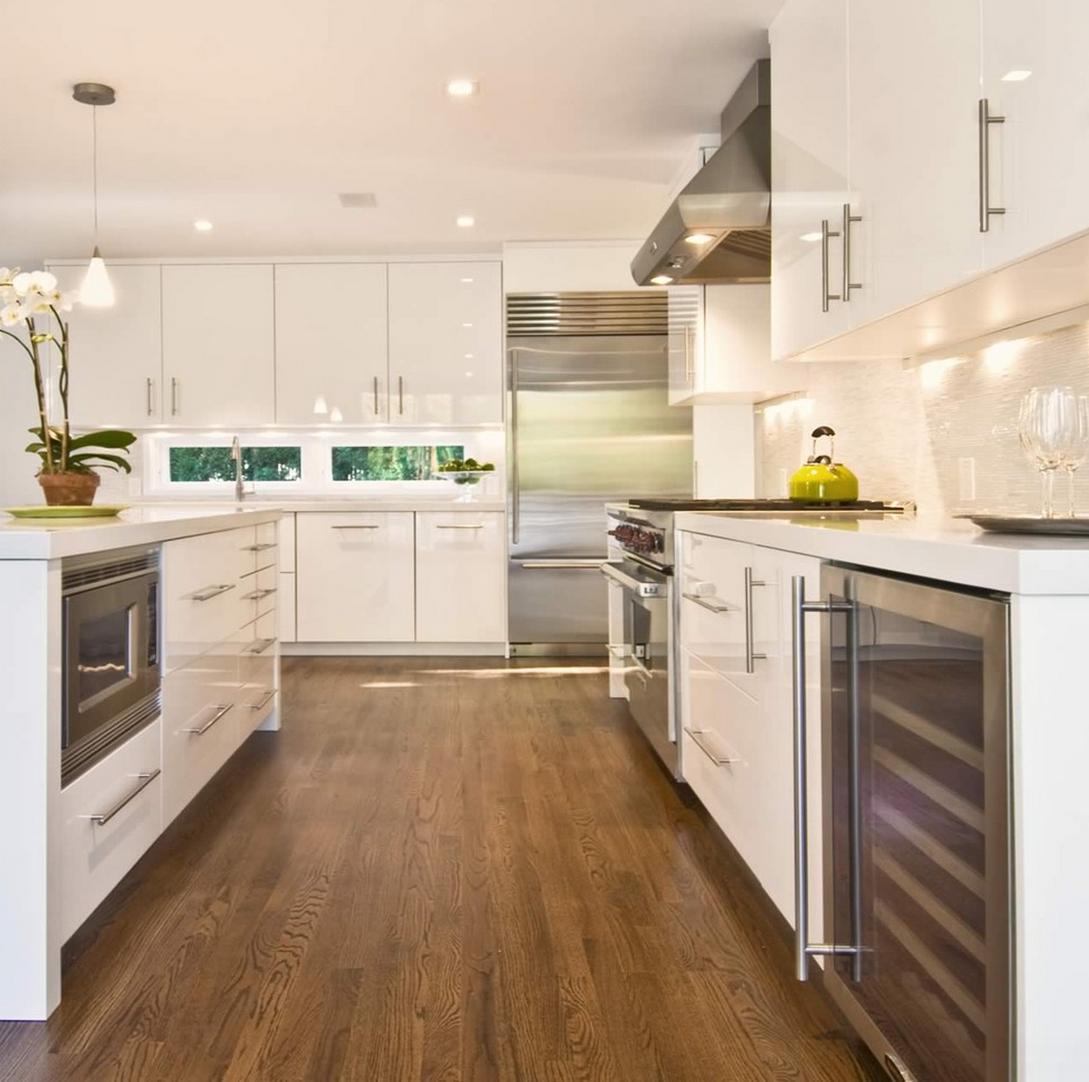 cocinas suelo madera buscar con google suelos y cocina