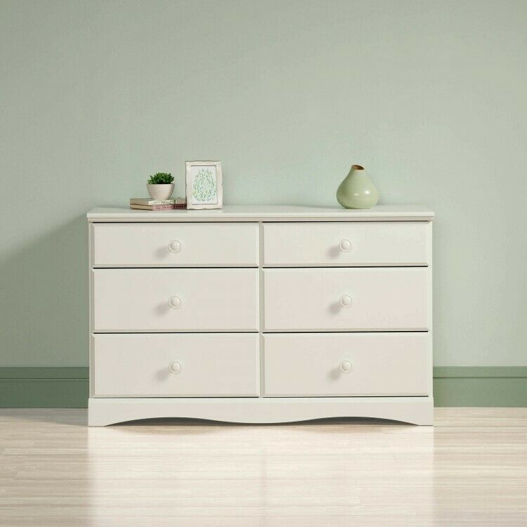 Best Chest Of Drawers Large White Home Bedroom Dresser Six 6 400 x 300