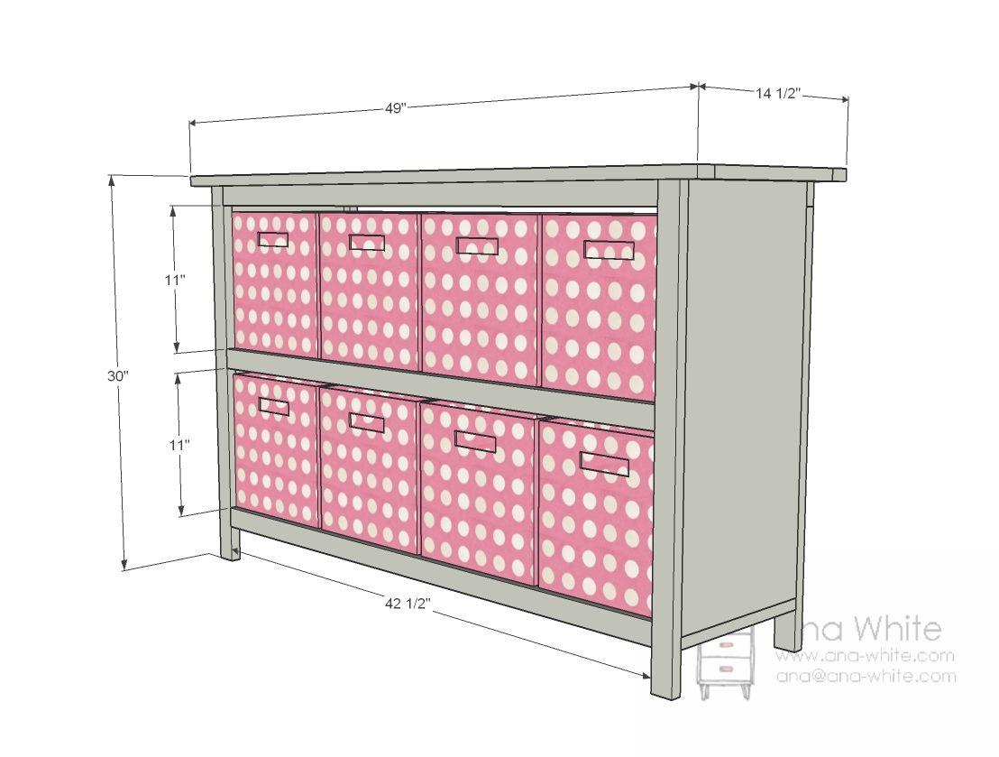 Build A Grace's Bookshelves - Plans For Two