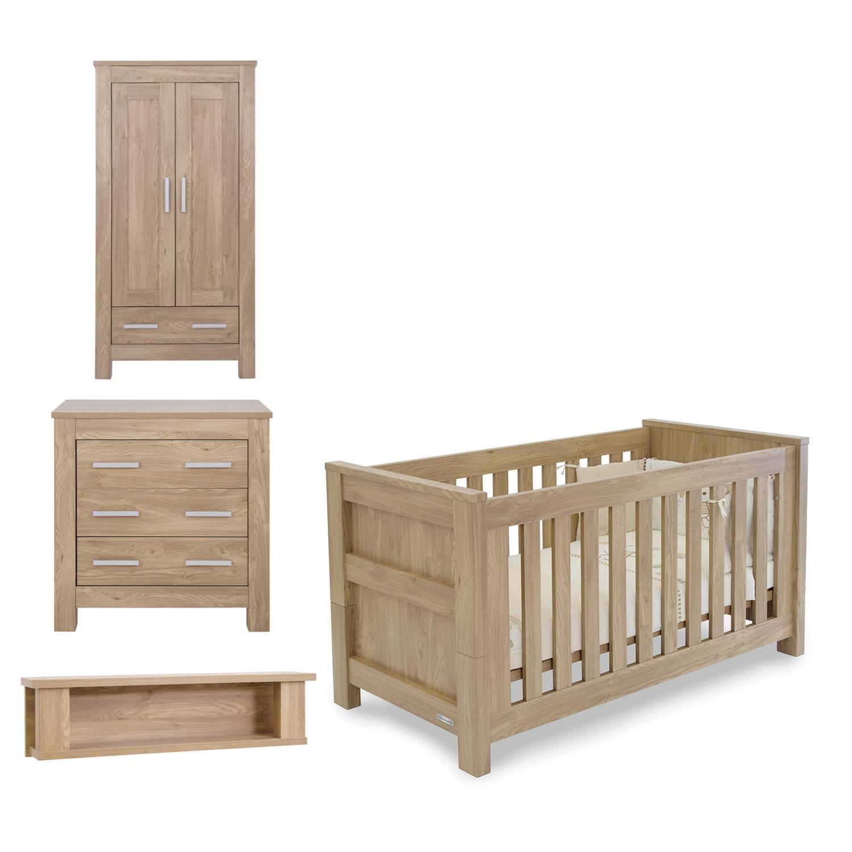Babystyle Bordeaux Nursery Furniture Set Kiddicare