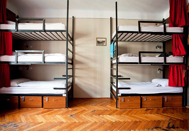 A Storage Hacks For The Best Dorm Room On Campus