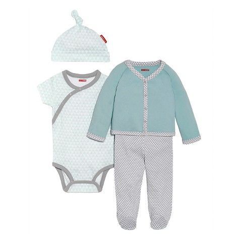 Baby Boys' Skip Hop 4pc Welcome Home Set | Baby clothes ...