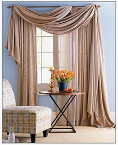 drape curtain patterns - Google Search | Home is Wherever I\'m With ...
