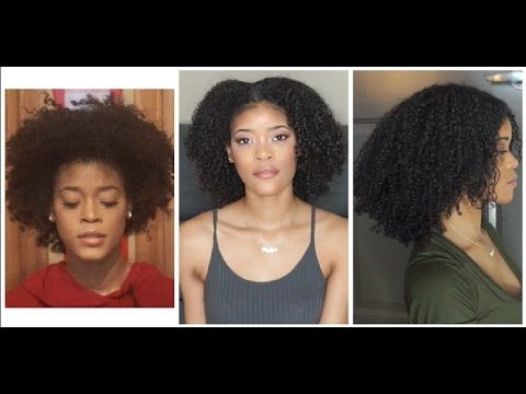 Deep Conditioning Changed My Natural Hair 3c 4a 4b Youtube