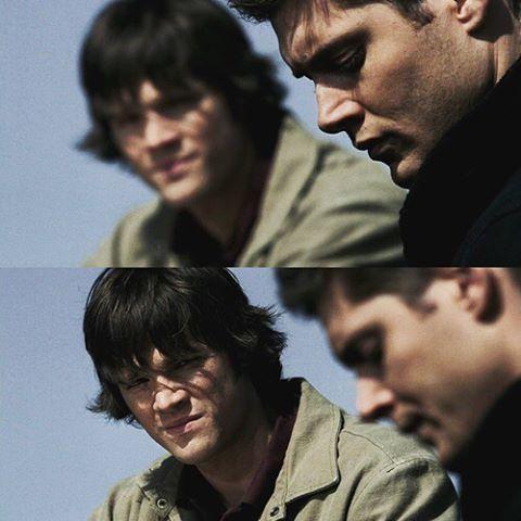 #SPN #SPNFamily #SPNFandom #Supernatural #DeanWinchester #Sammy #SamWinchester #Winchester #Winchesters #J2 #JensenAckles #JaredPadalecki