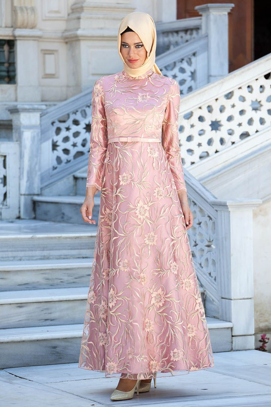 https://www.naylavip.com/evening-dress-2218smn | Islamic Fashion ...