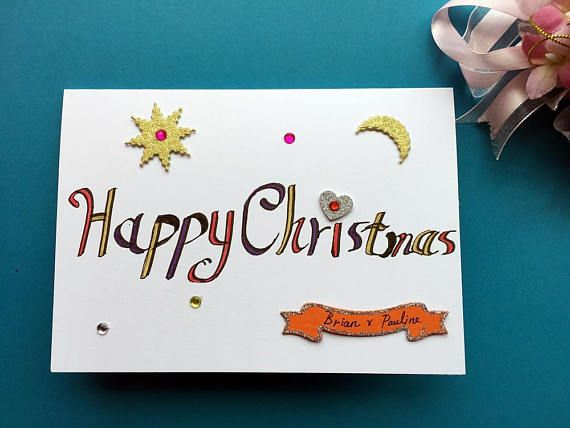 Pin By Happy Crafting Uk Die Cutter On Handmade Christmas Cards Luxury Birthday Cards Christmas Cards Handmade Personalised Christmas Cards