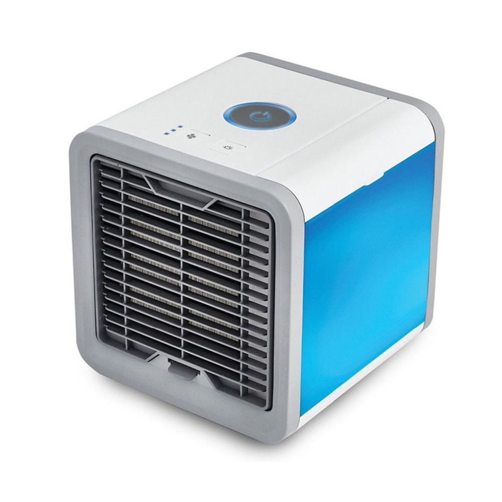 Portable Mini Air Conditioner Multifunction Cooling Fan with 7 ...