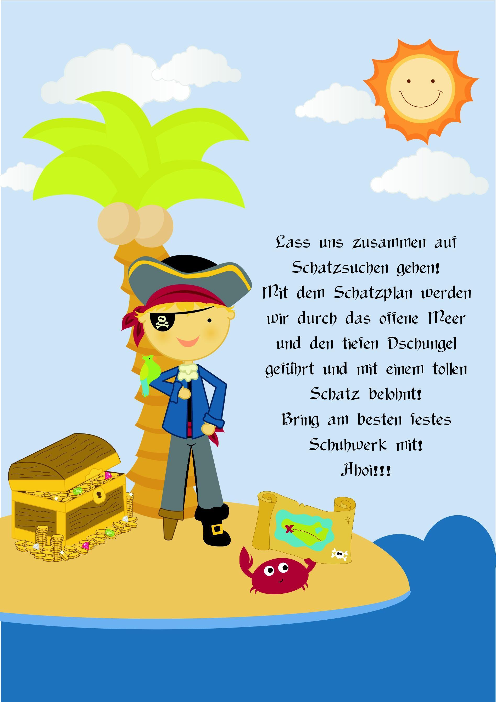 Einladungskarte Kindergeburtstag   Einladungskarten