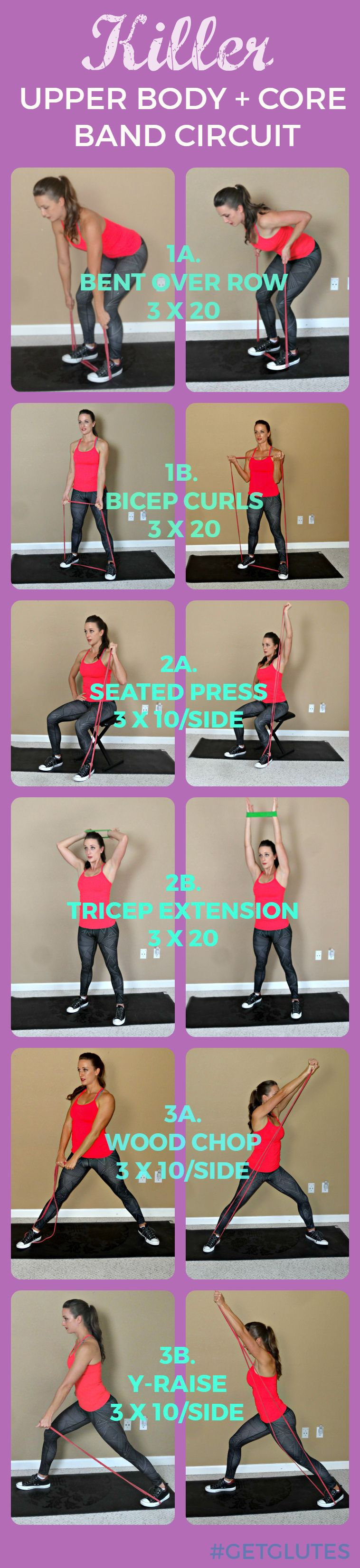 Holiday Workout Series - Workout 3 - GetGlutes: Workouts