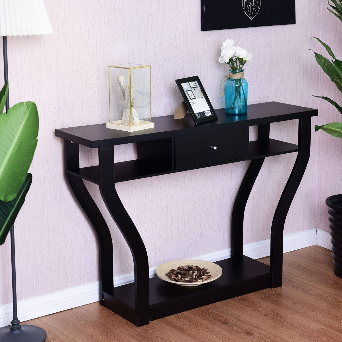 Modern Entryway Accent Console Table In 2020