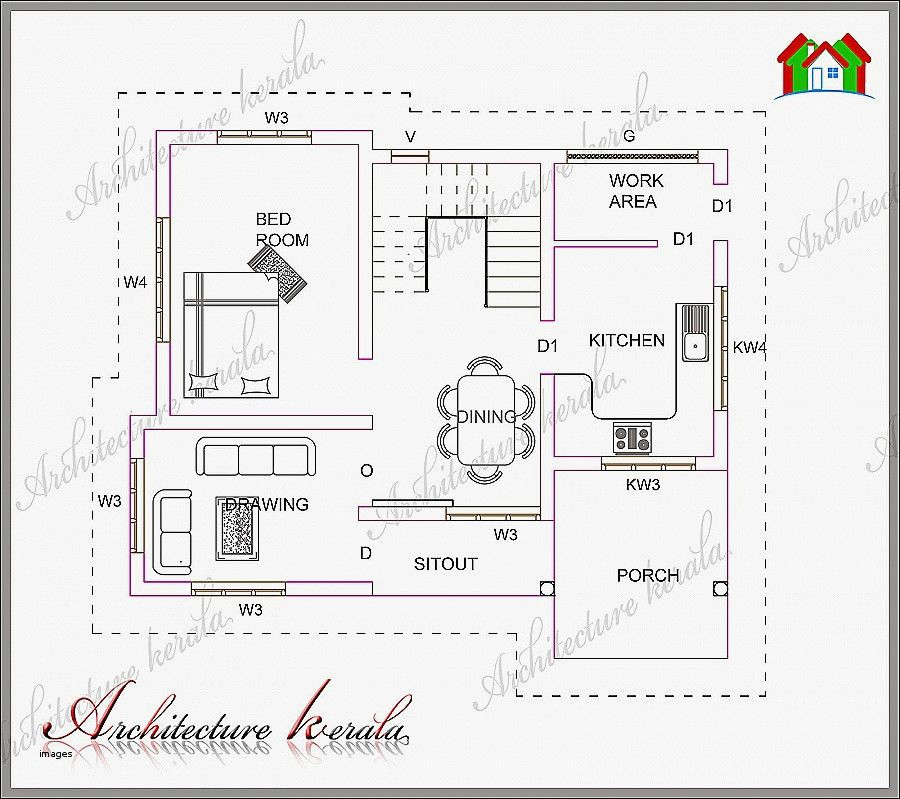 South Facing Home Plan Elegant House Plan Best Vastu House Plan For North Facing Plot Home Design Floor Plans Bedroom House Plans House Plans