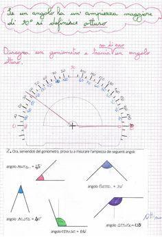 CLASSE A COLORI: matematica | geometria.paragoni | Pinterest ...