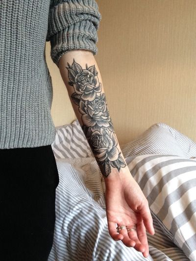 Rose Tattoo Tumblr Tattoos Pinterest