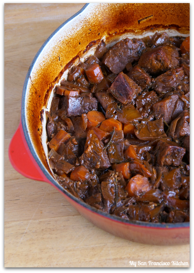 Beef Daube Provencal Recipe Beef Recipes Soups And Stews