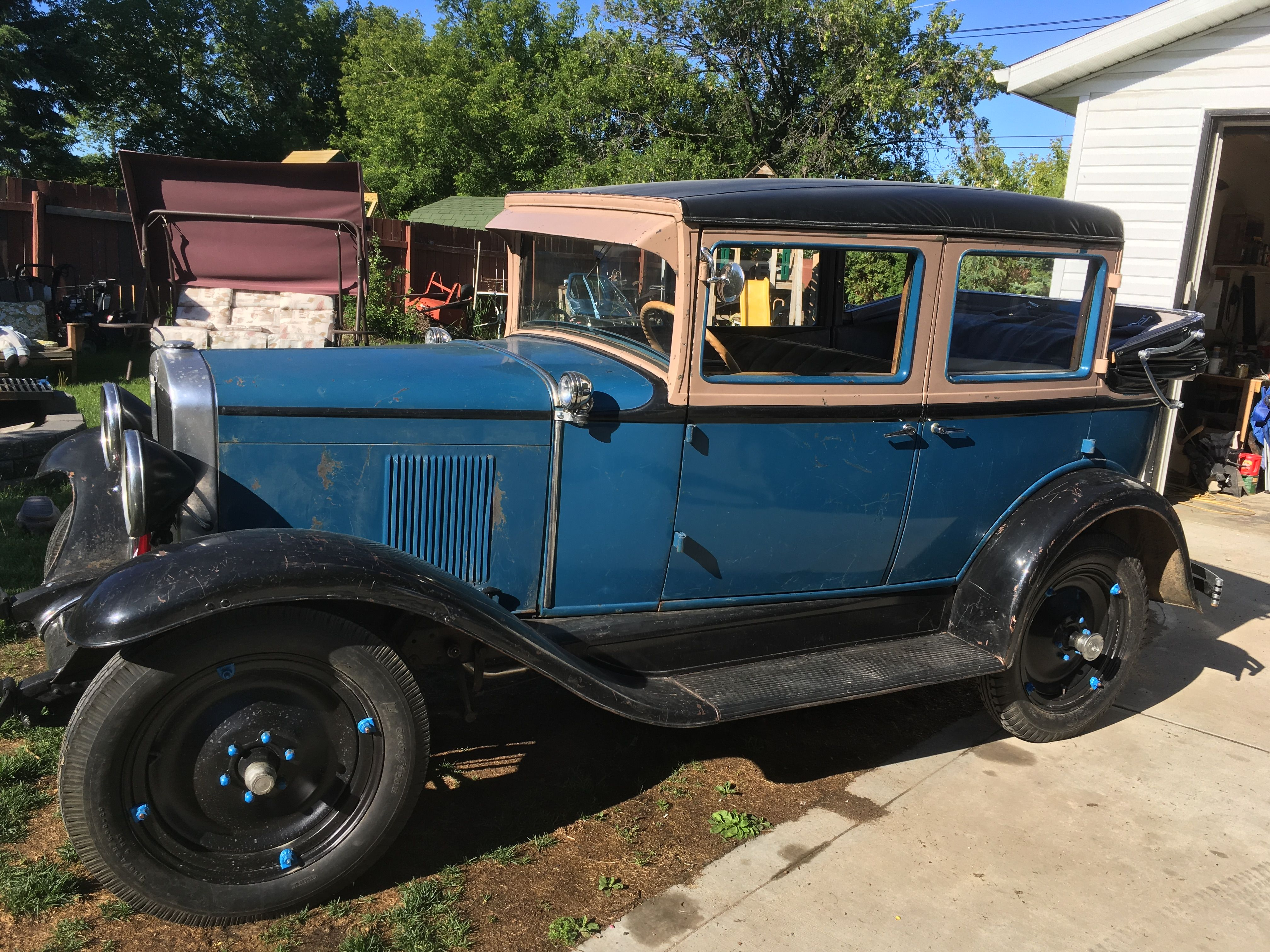 1929 Chevrolet Ac International Series Imperial Landau 4 Door Convertible Vintage Cars Antique Cars Classic Cars