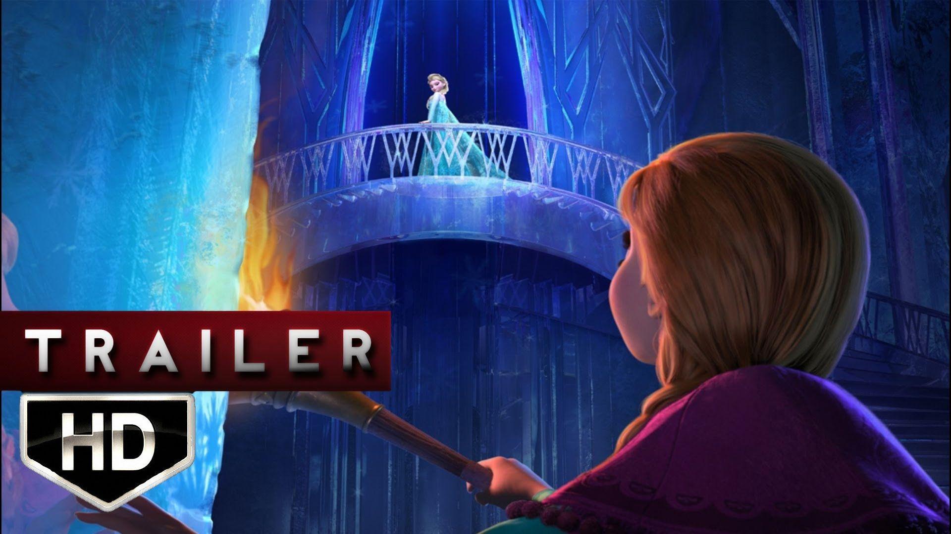 Frozen Una Aventura Congelada Trailer Español Latino