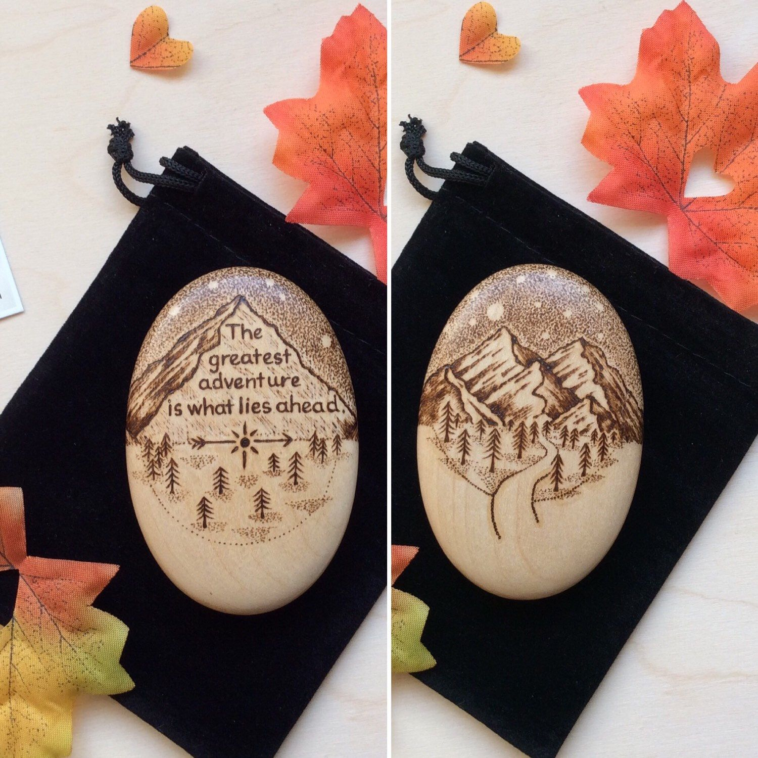 The 'ADVENTURE of LIFE PEBBLE'...A unique 18th, 21st ...