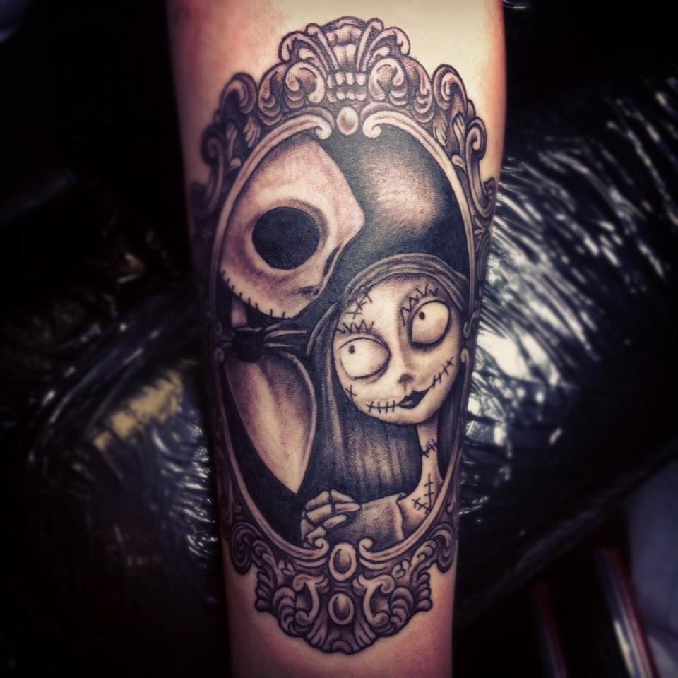 15 Spooky Tattoo Designs for the Season | Christmas tattoo, Tattoo ...