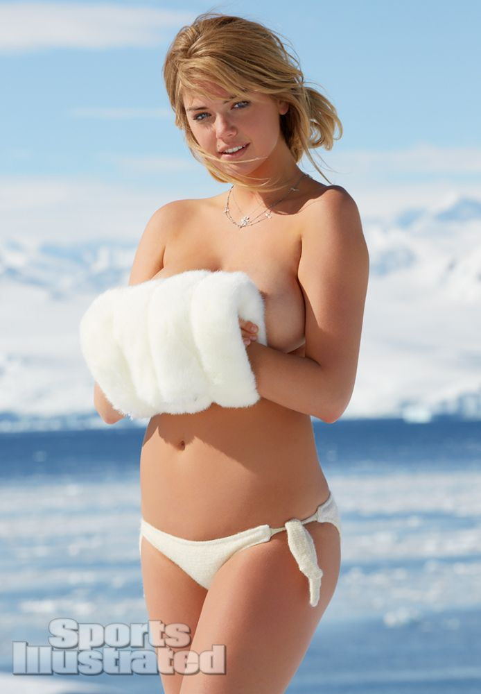 Kate Upton Topless In Si